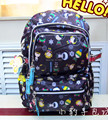 Free shipping new arrive backpack bag travel nappy school bag waterproof nylon doll fashion baby bag