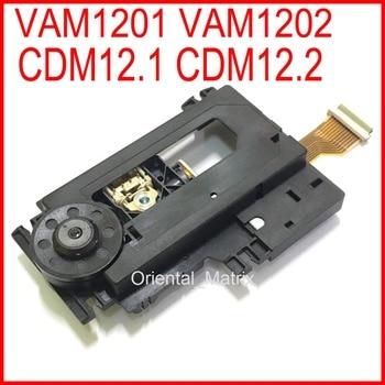 цена на Free Shipping VAM1201 VAM1202 Optical Pickup mechanism VAM-1202 CD VCD Laser Lens Assembly For Philips CDM12.1 CDM12.2