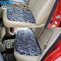Плюшевые Универсальные подушки Сиденья Автомобиля спереди назад suchion автомобиля укладки Чехлы На Сиденья автомобиля чехлы для офиса стул подушку Pad