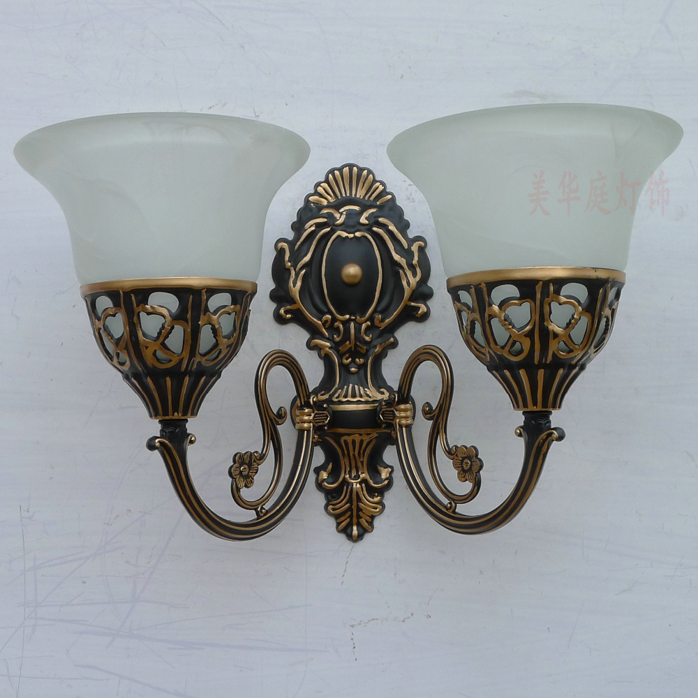 Wall Lamps bed lighting corridor wall lamp Lighting lamps wall lamp fashion antique rustic fd801