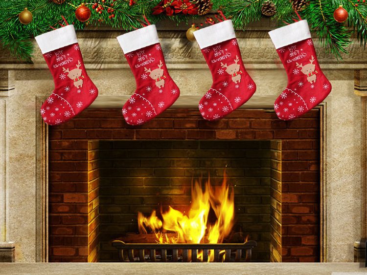 Find great deals on eBay for christmas fireplace stocking. Shop with confidence.