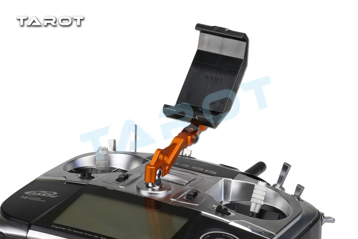 Tarot Smartphone Clamp Tablet Holder Phone Clip JR Remote Co