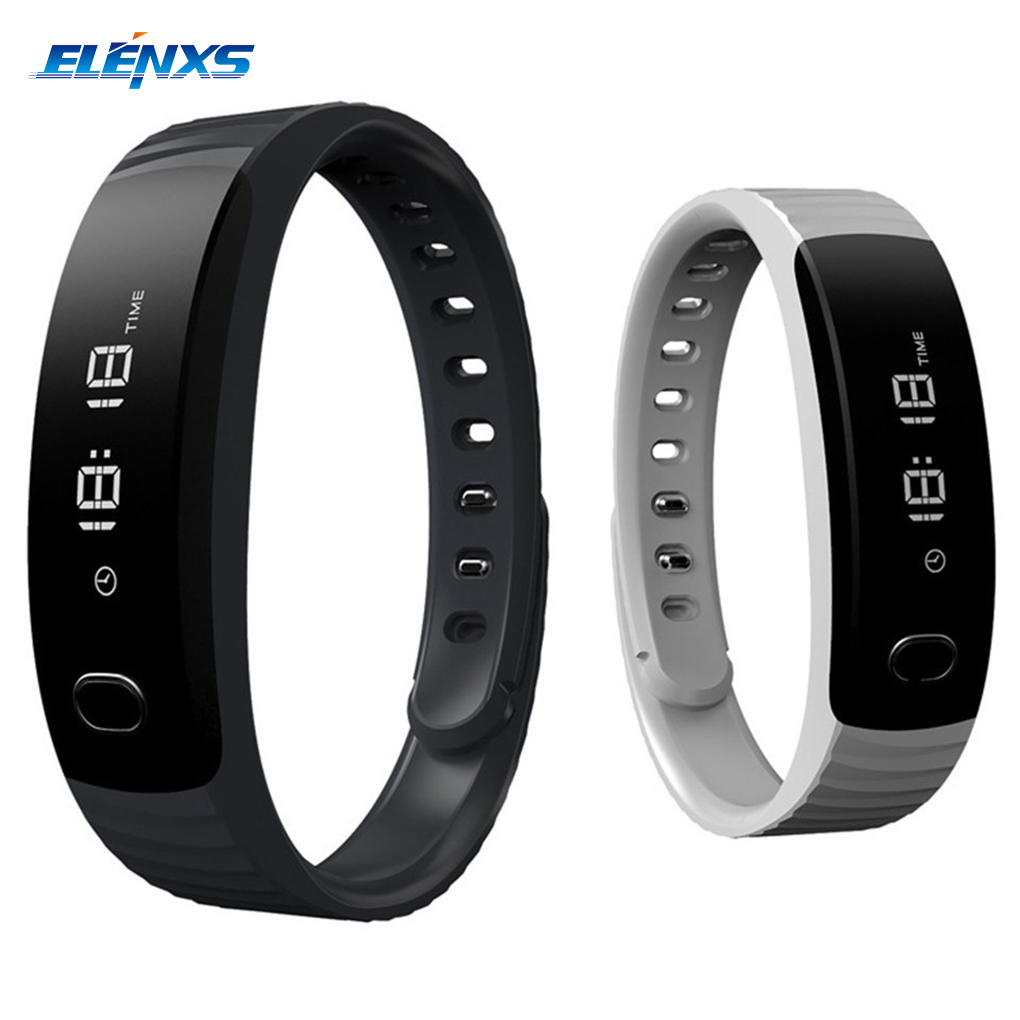H8 Smart Sport Band Bluetooth Bracelet Pedometer Fitness Tracker Smartband Remote Control Camera Wristband For Android
