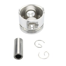 все цены на Piston for GY6 50cc Moped fits for GY6 50cc Engine  39mm piston caliber 39mm T40 K082-012 онлайн