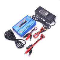 iMAX B6 Digital LCD Intelligent Digital Battery Balance Charger For RC Lipo NiMH Battery w/ AC Adaptor Adapter EU plug / US Plug