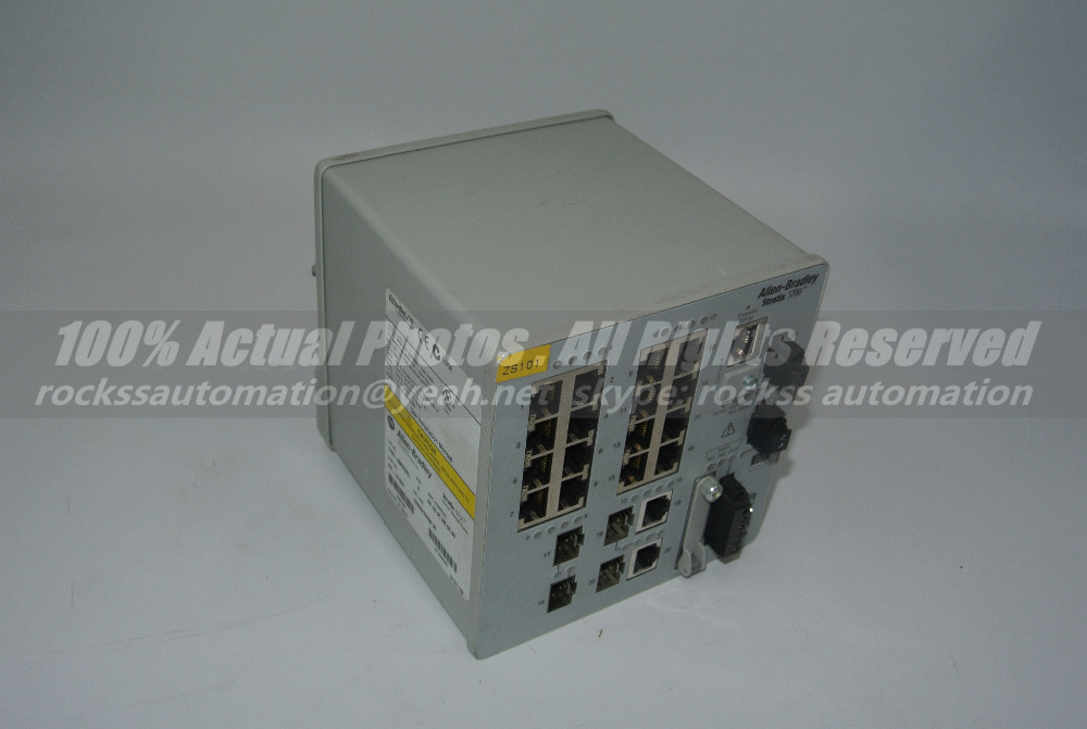 1783-BMS20CL Ser.A Used 100% Tested With Free DHL /EMS prt 1059 1 used 100% tested with free dhl