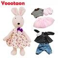 Original le sucre coelho kawaii brinquedos de pelúcia dolls & stuffed toys passatempos para crianças meninas crianças de pelúcia baby toys