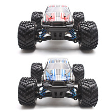 1/18 Electric RC Car 4 Wheels 2.4G Competing RC Cars Up to 40KMH High Speed Off Road Remote Control Car Model