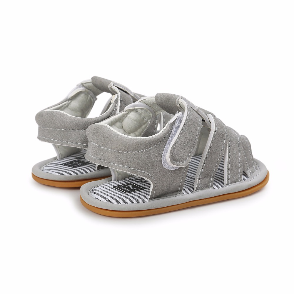 Gray-Color-Summer-Autumn-Newborn-Baby-Boy-Sandals-Clogs-Shoes-Casual-Breathable-Hollow-For-Kids-Children-Toddler-4