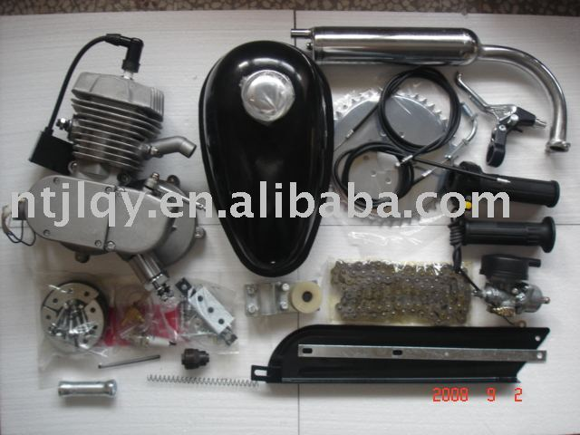48cc and 66cc gasoline bicycle engine