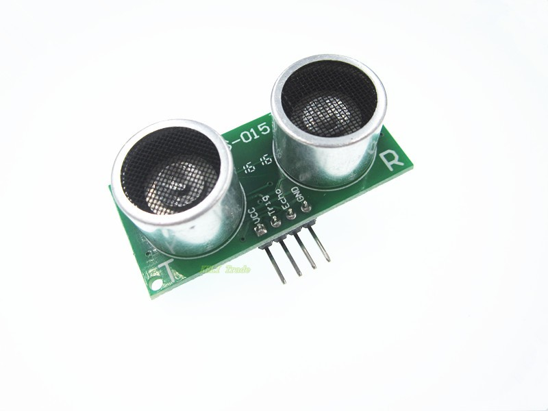 new 2PCS LOT US 020 replace by US 015 Ultrasonic Ranging Module 5V high stability can