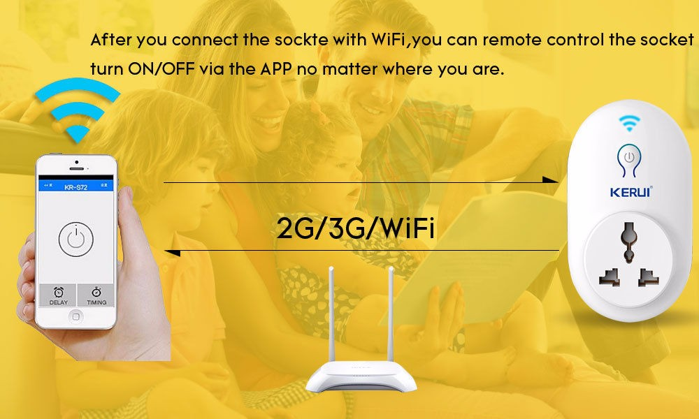 Home Intelligent Surround WiFi