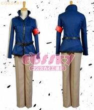 Aoharu X Kikanjuu Aoharu X Machinegun Matsuoka Masamune uniforme de combat Costume de Cosplay, parfait pour vous!