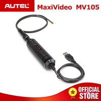 Autel MaxiVideo MV105 Automotive Inspection Camera 5.5 mm Image Head Work with MaxiSys PC Record image videos for car diagnostic
