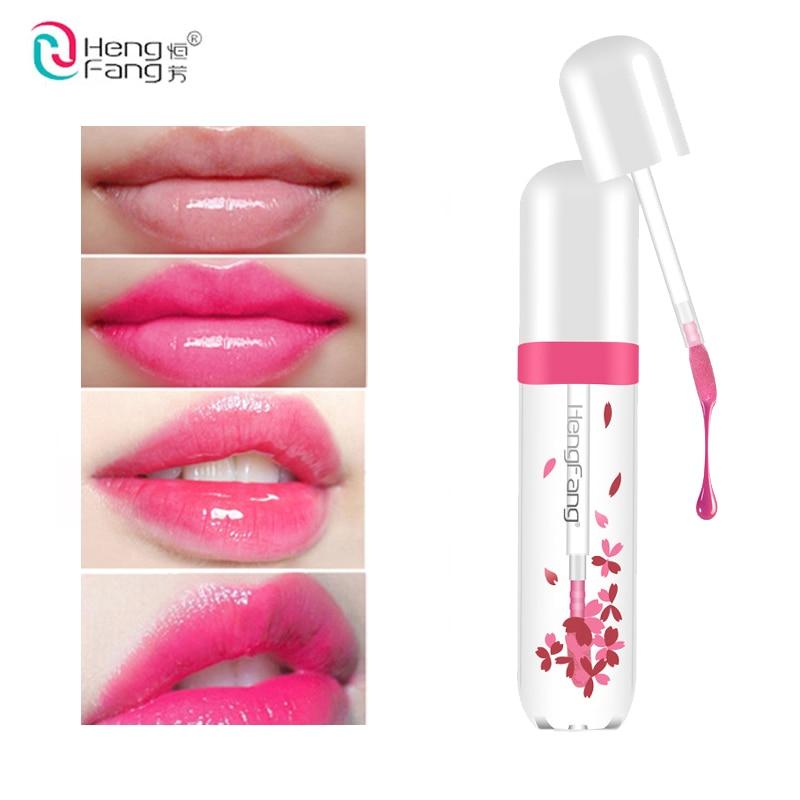 Fashion Lips Make Up Waterproof Long Lasting Lip Gloss Tint Change