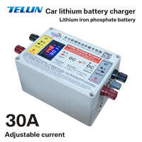 4S 4 string 14.6V 15V 20A/30A adjustable car charger lithium iron phosphate battery solar constant current voltage