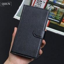 QIJUN Luxury Retro PU Leather Flip Wallet Cover Coque For HTC Desire 12 Plus D12+ D12 plus U12 Life Stand Card Slot Fundas