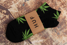 Weed Plant Style HIP HOP Harajuku Chaussette Calcetines Men And Women Hombre Socks Women's Winter Long Cotton Socks