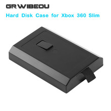 Harde Schijf Case XBOX360 HDD Hard Drive Box voor XBOX 360 Slim Behuizing Cover Shell HDD Houder Beugel voor Microsoft xbox 360 Slim(China)