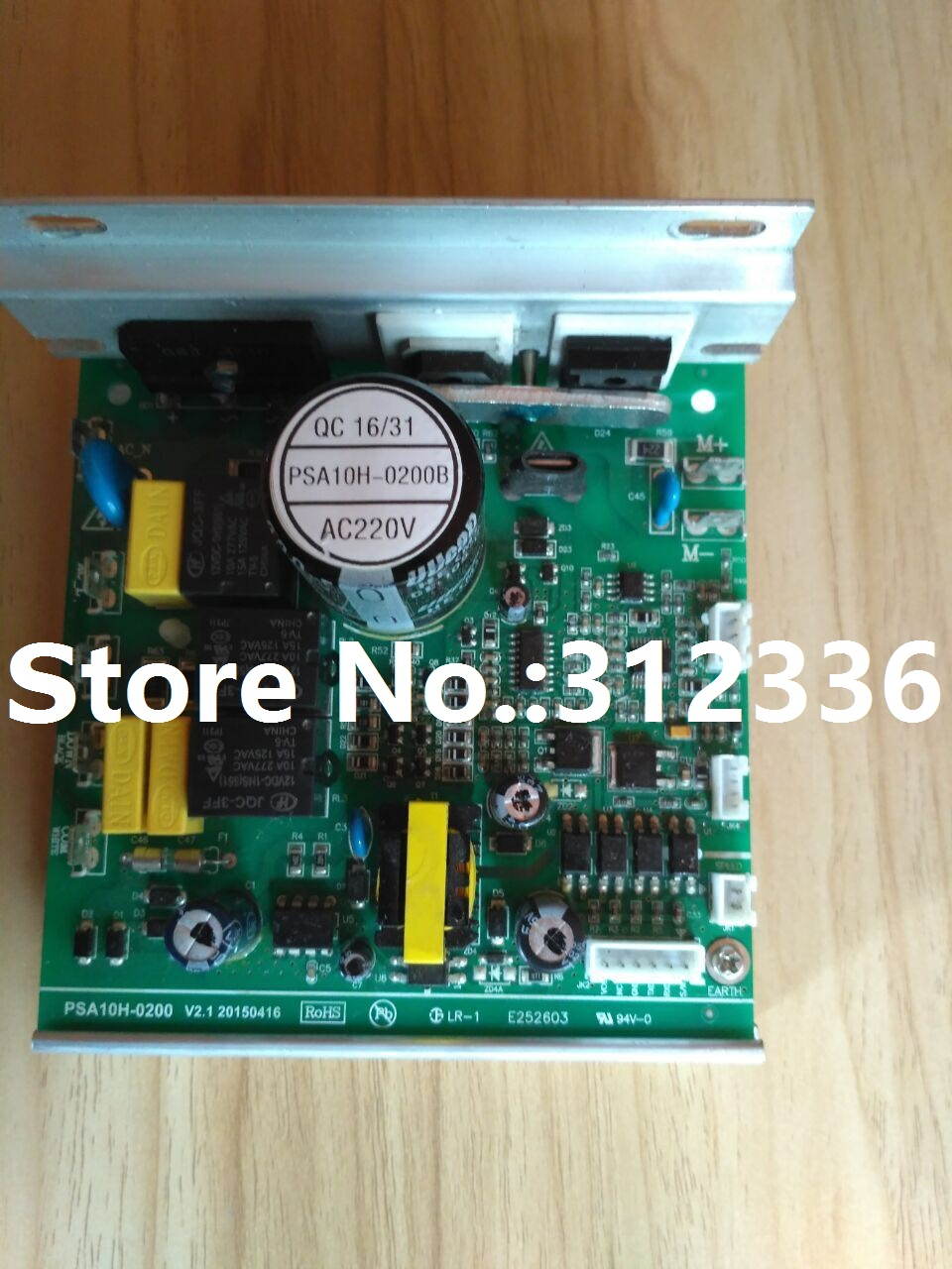 Free Shipping PSA10H-0200 Motor controller optimal health treadmill circuit board motherboard fast shipping dc motor for treadmill model a17280m046 p n 243340 pn f 215392