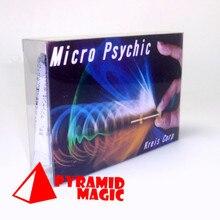 Micro Psychic durch Nakashima Kengo Kreis close up Street mentalismus Klassische karte zaubertricks