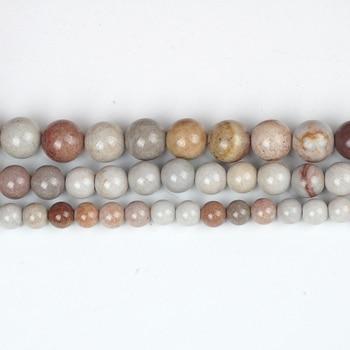 Perles De Jaspe Ocean 6