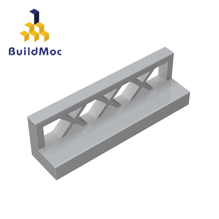BuildMOC Compatible Legoing3633 1x4x1For Building Blocks Parts DIY LOGO Educational Creative Gift Toys