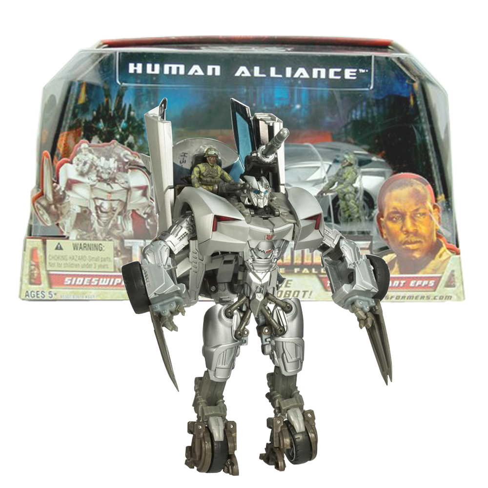 Transformation Human Alliance Car Robot Sideswipe Christmas Gift for Boys alliance for progress