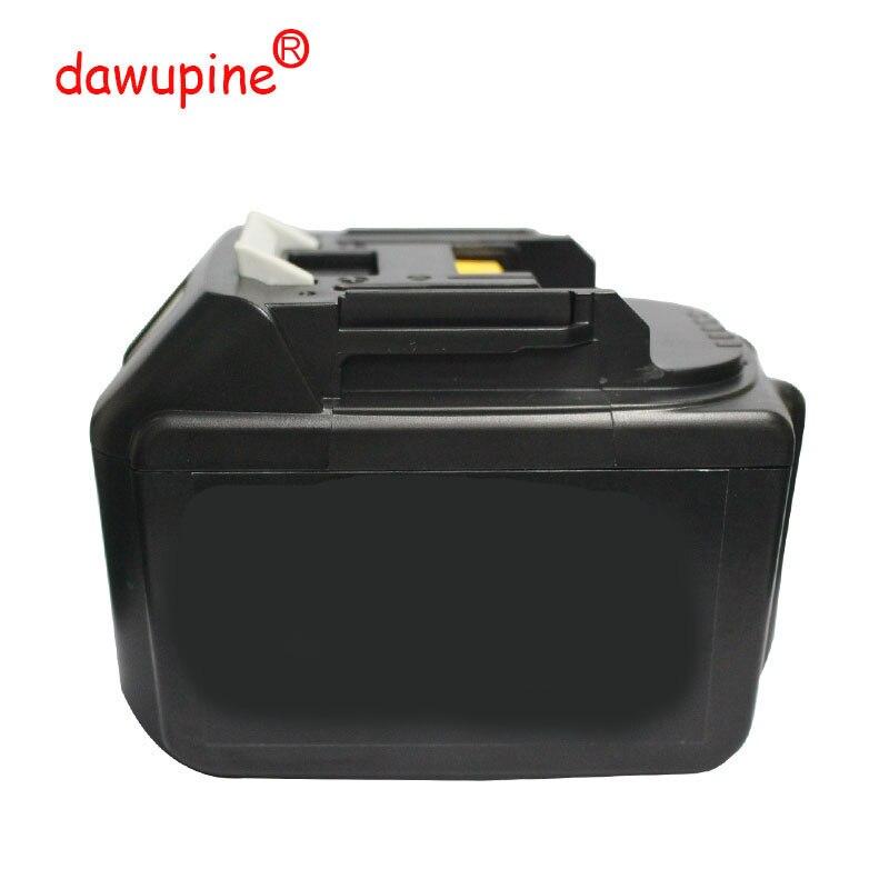 dawupine BL1860 Battery Plastic Case (no battery cell) PCB Circuit Board For MAKITA 18V 194205-3 BL1845 BL1860 Li-ion Battery