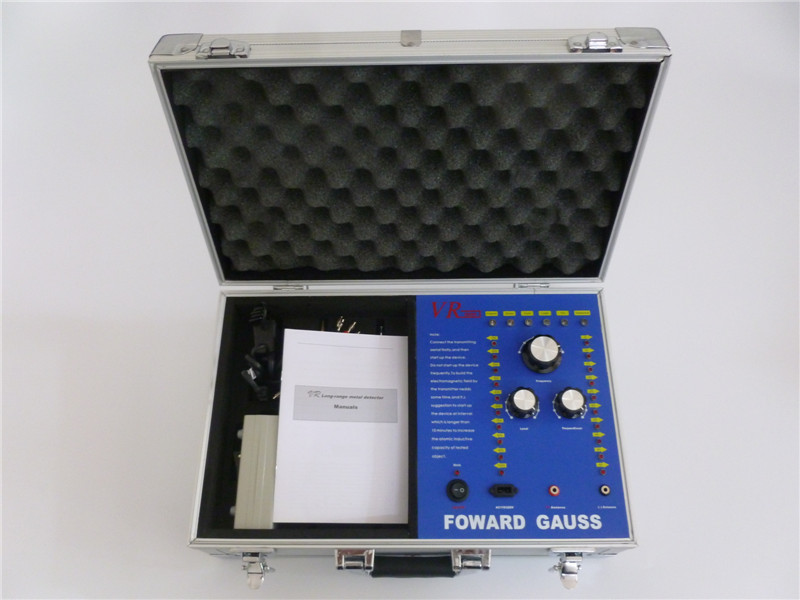 Cheapest Long range Underground Gold Metal Detector FORWARD GAUSS VR6000 forward forward gold ss15 russia cotton ss shirt