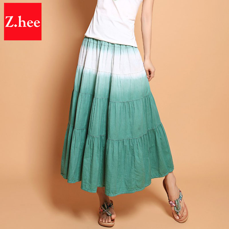 Compare Prices on Long Rainbow Skirt- Online Shopping/Buy Low ...