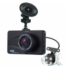 HD 1080 P Автомобильный dvr портативный автомобильный рекордер с 3,0 дюймов ЖК-экран 170 градусов 6 г объектив Поддержка ночного видения 32 г TF карта тире камера