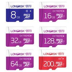 Londisk microsd card 32gb 64gb 128gb class10uhs1 200gb memory card flash memory card micro sd tf.jpg 250x250