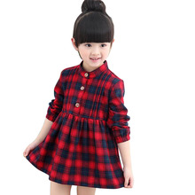 Baby Girls Coat Girls Winter Coat New 2019 Manteau Lattice K
