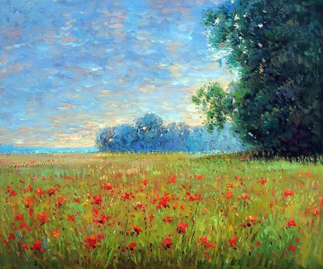 Online Shop Avena Campi di claude Monet Paesaggio Pittura Ad Olio ...