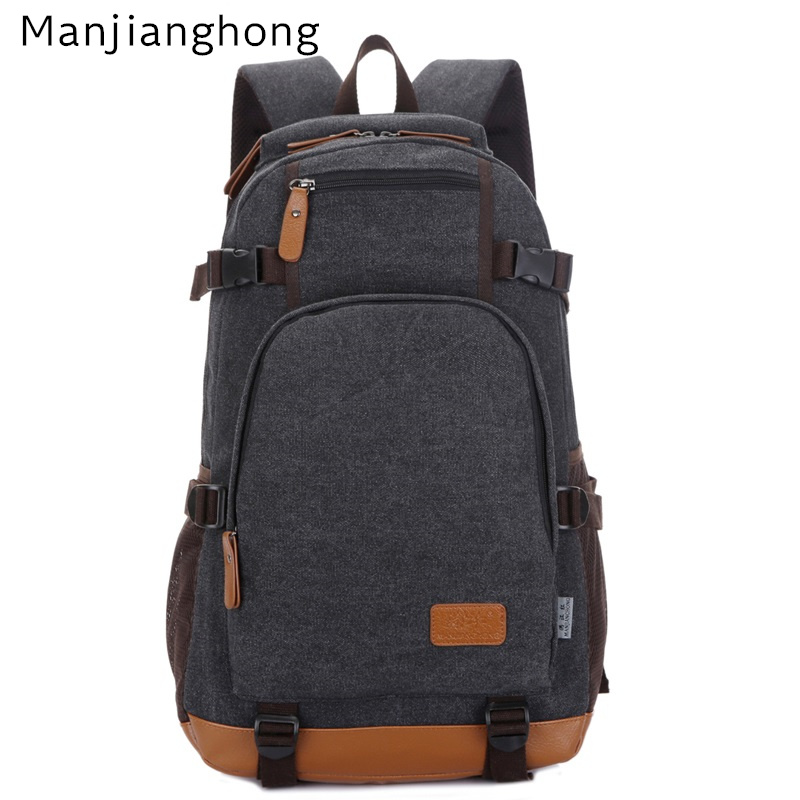 New Hot Brand Canvas Backpack Bag For Laptop 14,15 inch,Travel, Business,Office Worker Bag, School Pack.Free Drop Shipping 1266 new hot brand canvas backpack bag for laptop 1113 inch travel business office worker bag school pack free drop shipping 1133