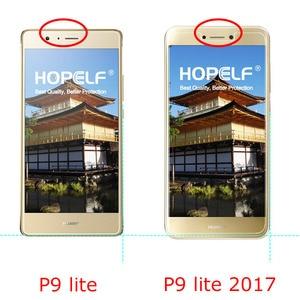 Image 5 - 2 stuks Gehard Glas voor Huawei P9 Lite 2017 Glas op Telefoon Film Beschermende Screen Protector voor Huawei P9 Lite 2017 Glas