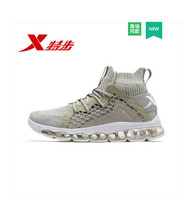 Women's running shoes spring 2018 new high top sock shoes