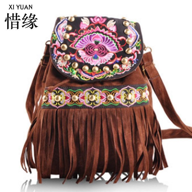 59f1fa8365 ΞXIYUAN MARQUE Casual chinois 2016 national broderie sac, Femmes À ...