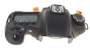 Новая верхняя крышка чехол запчасть для Canon 7D SLR камера Замена с ЖК-кнопкой цифровой камеры Ремонт Часть >> Cadny wu Store