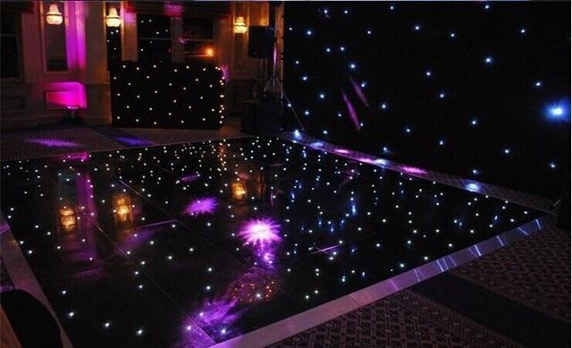 Ft discoteca luci da pavimento illuminato starlit dance floor