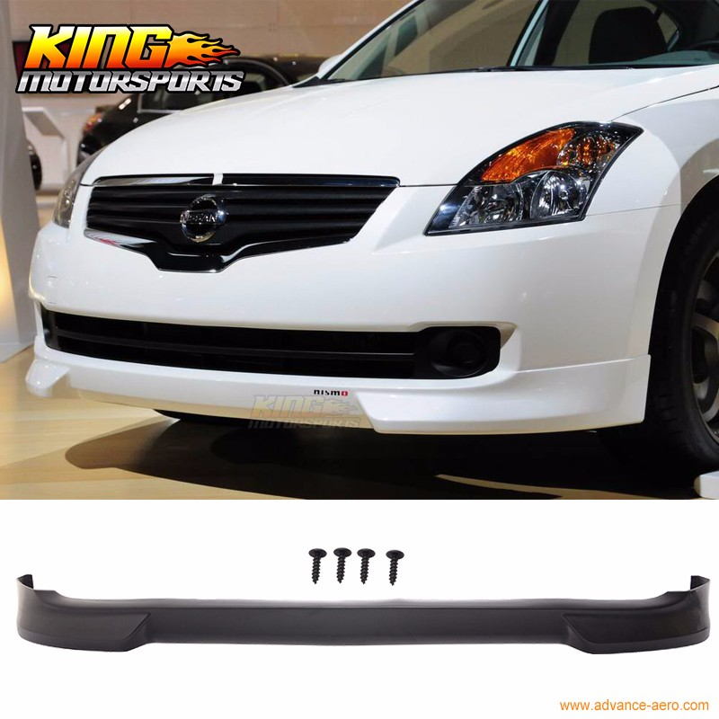 Nismo Spoiler For 07 09 Fit Nissan Altima Front Per Lip Urethane