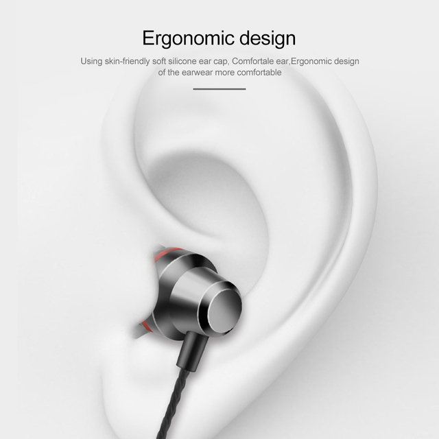 M5 Stereo Wire Earphone Headphones With Microphone Volume Control Earbuds Bass Headset for Phones Iphone Xiaomi ear phone