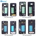 Netcosy para Samsung S8 S9P S9 S8Plus carcasa marco medio Placa de reparación de la cubierta del bisel para Samsung Galaxy S9 S9Plus S8 S8 Plus cubierta