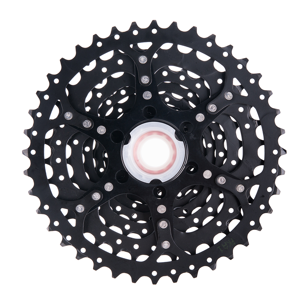 ZTTO 9 s 11 40T Cassette 9 Speed 40t  Flywheel Freewheel Compatible  MTB Mountain Bike parts for  M430 M4000 M3000-in Bicycle Freewheel from Sports & Entertainment    2