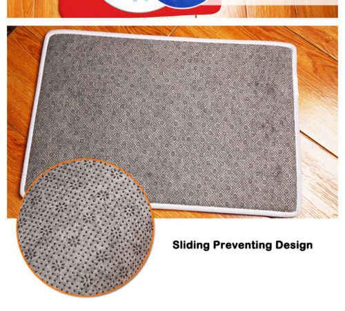 40x60 cm non-slip Room Door Mat India Mandolin Pintu Lantai Karpet Tikar Penyerap Keset Kamar Tidur Toilet lembut Karpet Tikar