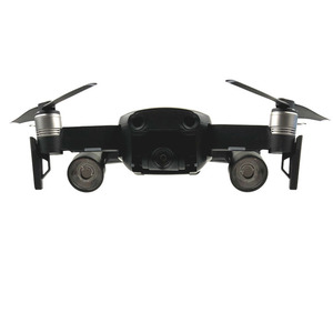 Image 1 - 1 juego de luces LED de vuelo nocturno, iluminación con batería AA, piezas de repuesto para fotografía, lámpara para DJI Mavic, accesorios de drones de aire
