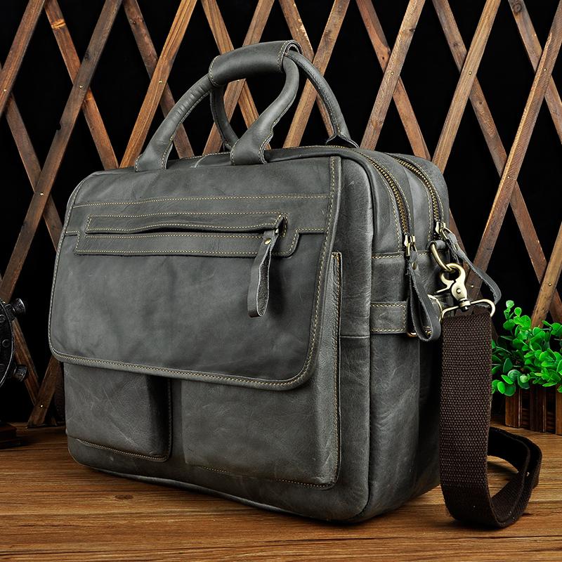 пояса из натуральной кожи для мужчин бизнес портфели дизайн ноутбука док для мужчин Т случае модные адвокатским портфель атташе сумка 2951b