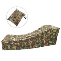Oxford Camouflage Outdoor Waterproof Anti UV Recliner Cover Sunlounger Cover Garden Furniture Dustproof Cover
