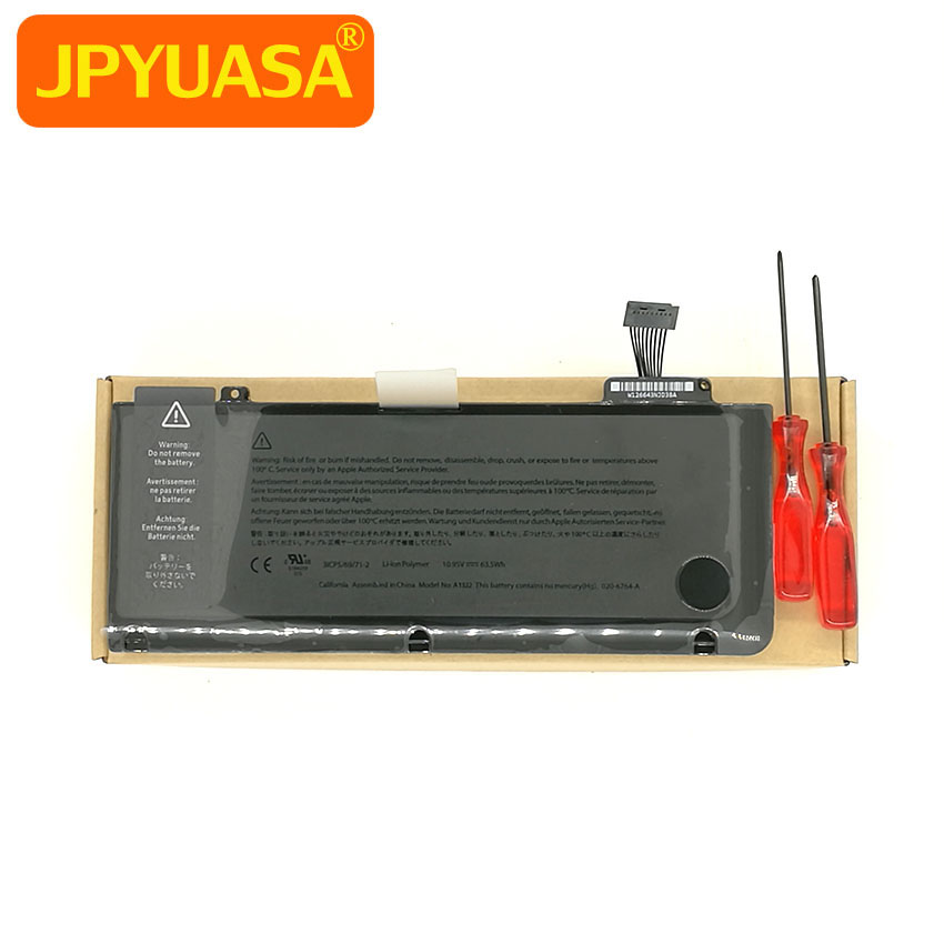 Genuine New A1322 Battery 10.95V 63.5Wh For Macbook Pro 13 Inch A1278 2009 2010 2011 2012